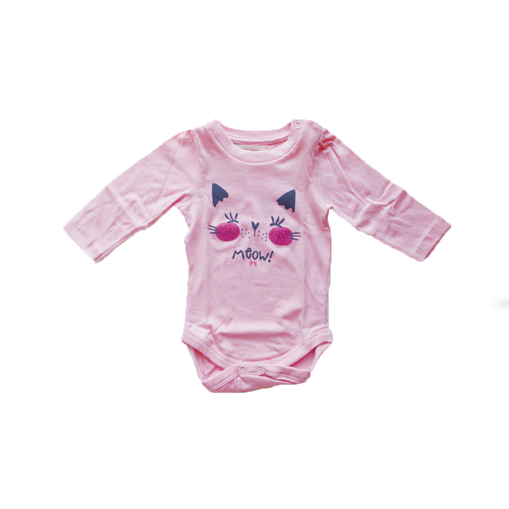 Body mini bullo estampa meow