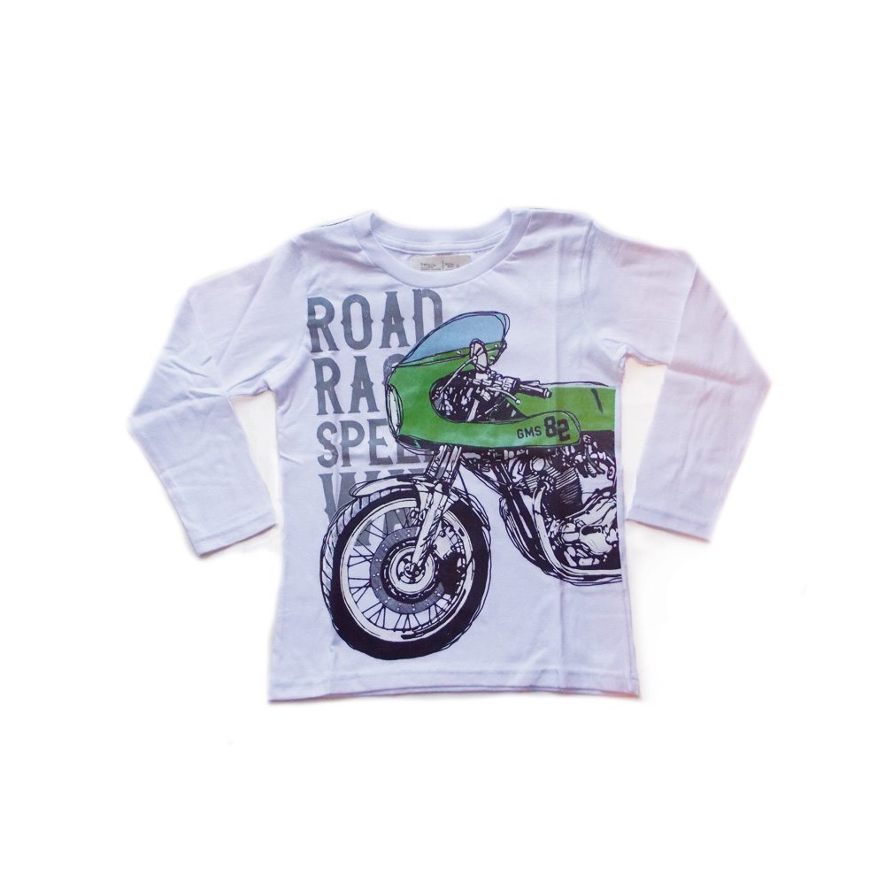 Remera moto speed