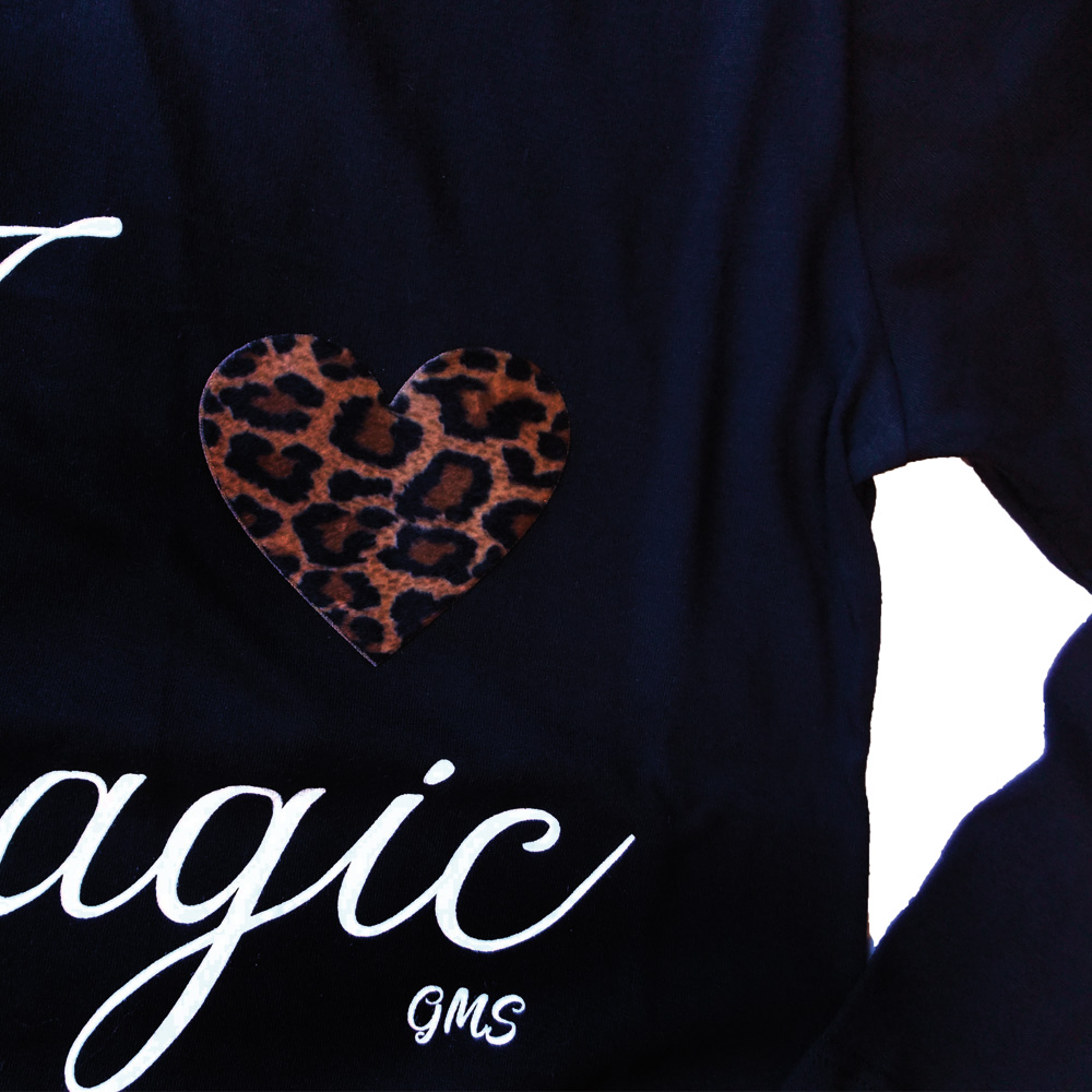 Remera luz animal magic
