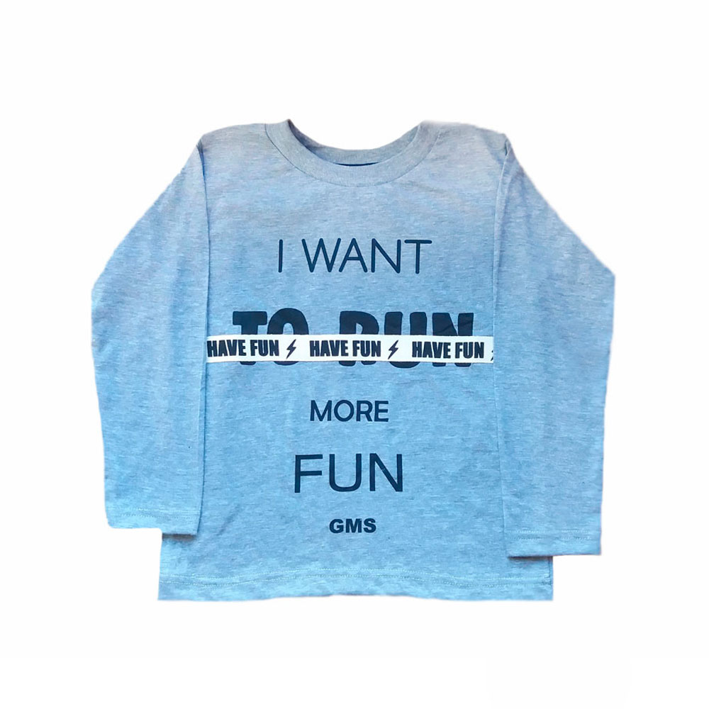 Remera Want Fun