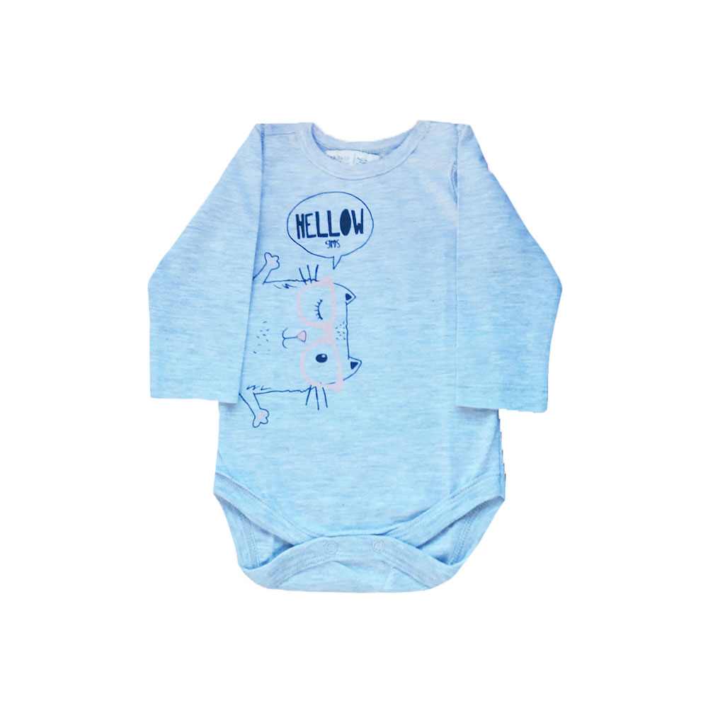 "Body ""Hellow GMS"" -gris-"