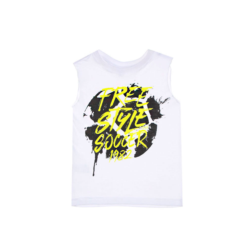 "Musculosa ""Free Style"" - Blanca -"