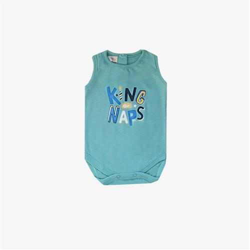 "Body  ""King Nap"" - Verde agua -"