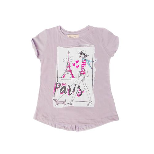 Remera girl paris