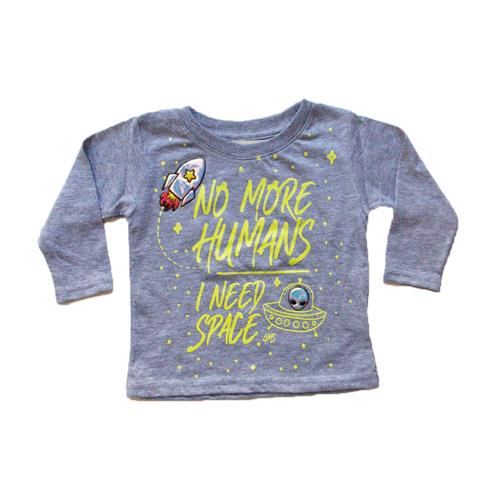 Remera no more humans