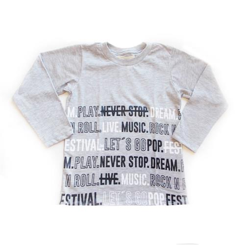 Remera Let´s go pop