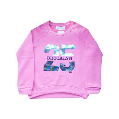 "Buzo ""25 Brooklyn"" -fuscia-"