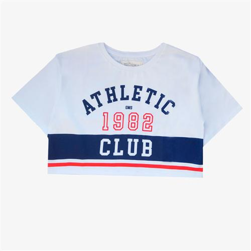 "Remera ""Athletic"" -Blanca -"