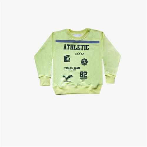 "Buzo ""Athletic"" - Amarillo -"