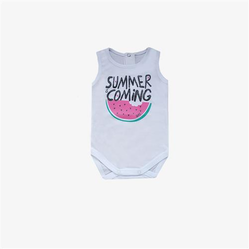 "Body ""Summer Coming"" - Blanco -"
