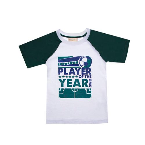 "Remera ""Player Year"" - Blanca -"