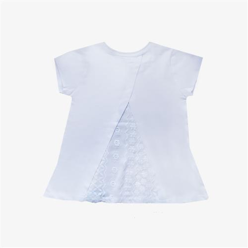 "Remera mini ""Coronita"" - Blanca ."