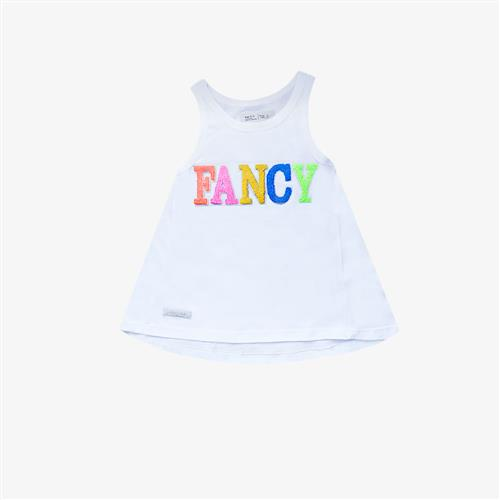 "Musculosa ""Fancy"" - Blanca -"