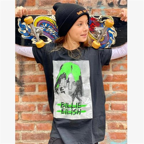"Remeron ""Billie Eilish"" - Negro o blanco -"